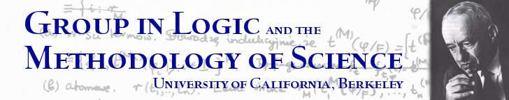 Group in Logic and the Methodology of Science banner